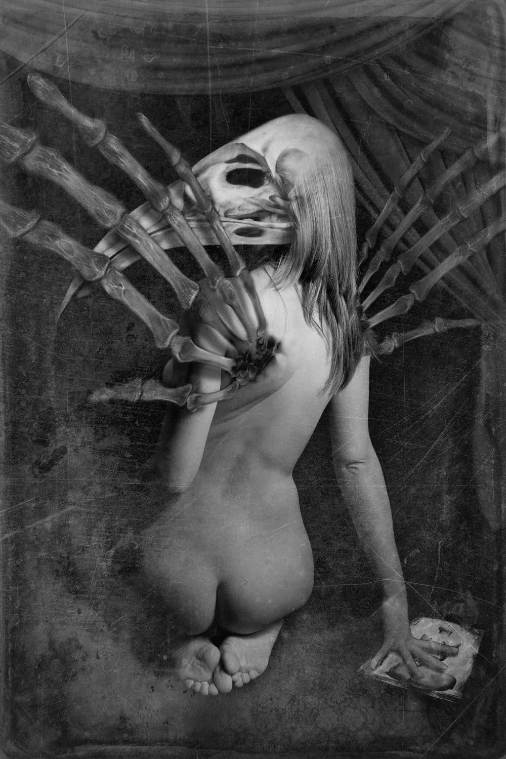 La donna uccello (omaggio a Peter Witkin).jpg