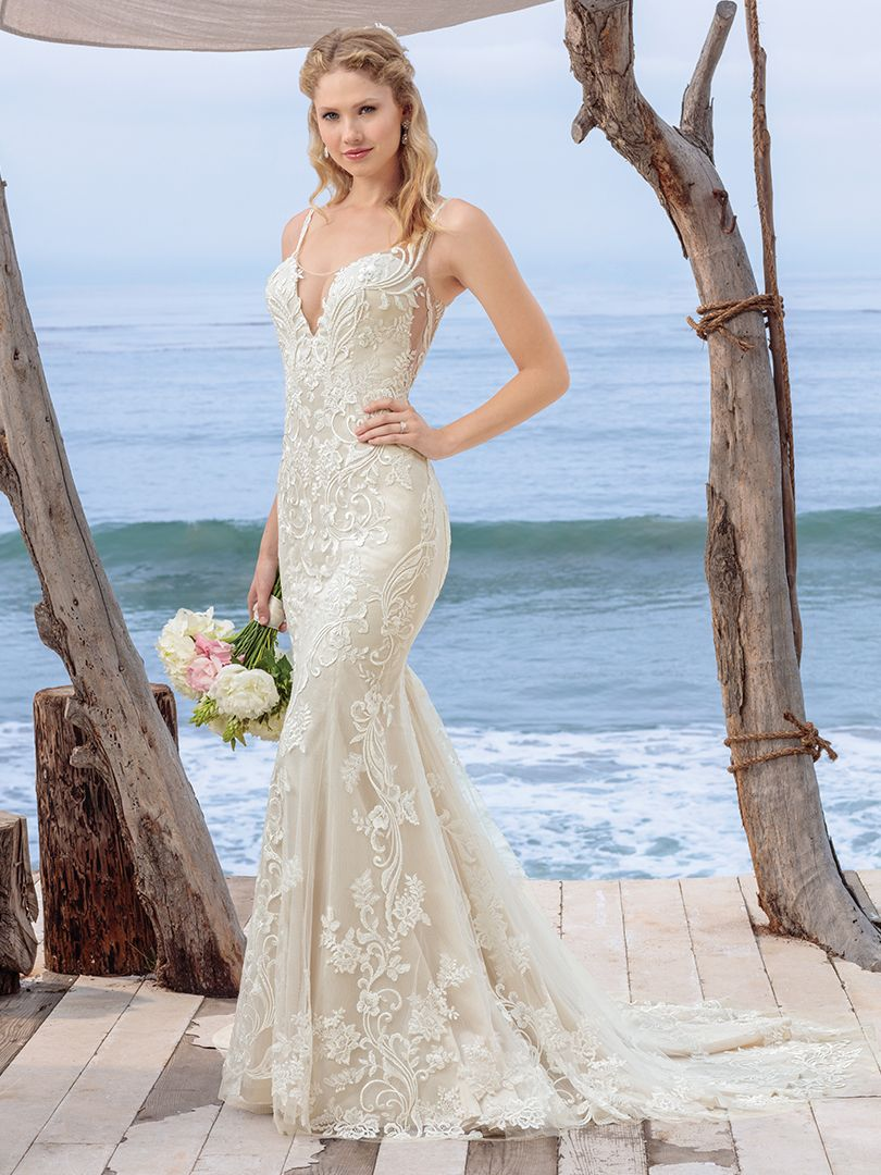Beloved - by Casablanca Bridal