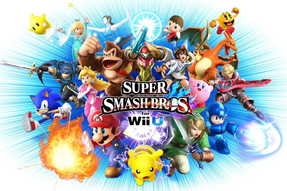 The series' undisputed champion… - Smash returns in all its glory on Nintendo's struggling console.