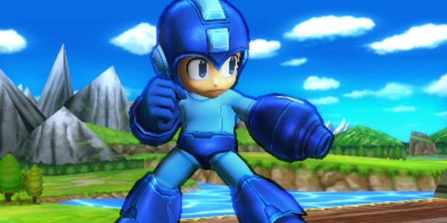 Super Smash Bros. for Nintendo 3DS  includes some surprise guest characters, like Capcom's Mega Man, as well as Pac-Man as part of the record 48-character roster.