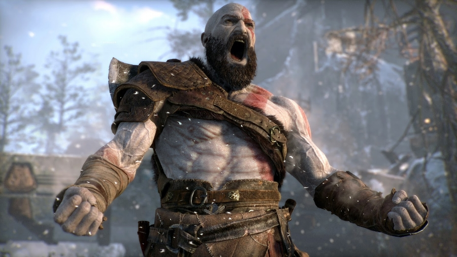 Recognizable but far more highly-detailed than prior entries, Kratos' latest journey is the PS4's most visually advanced and stunning game yet.