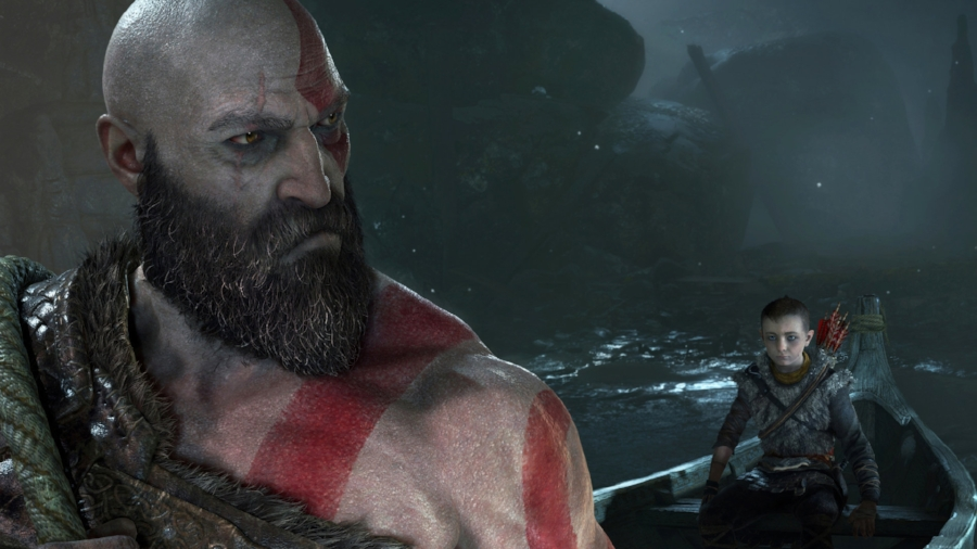 The heart of the story is how Kratos tries to impart wisdom and — in his own way — compassion to his son, Atreus.