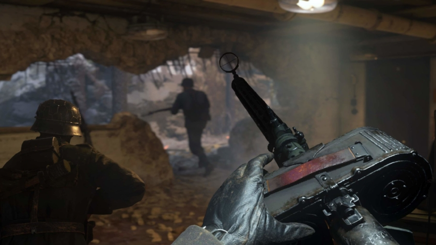 Multiplayer loses a lot of the  Titanfall  influence felt by previous installments, which is a very positive change. Instead, the multiplayer leans far more on its early roots, while also melding in some of the modern gameplay innovations made by more recent titles in the process.