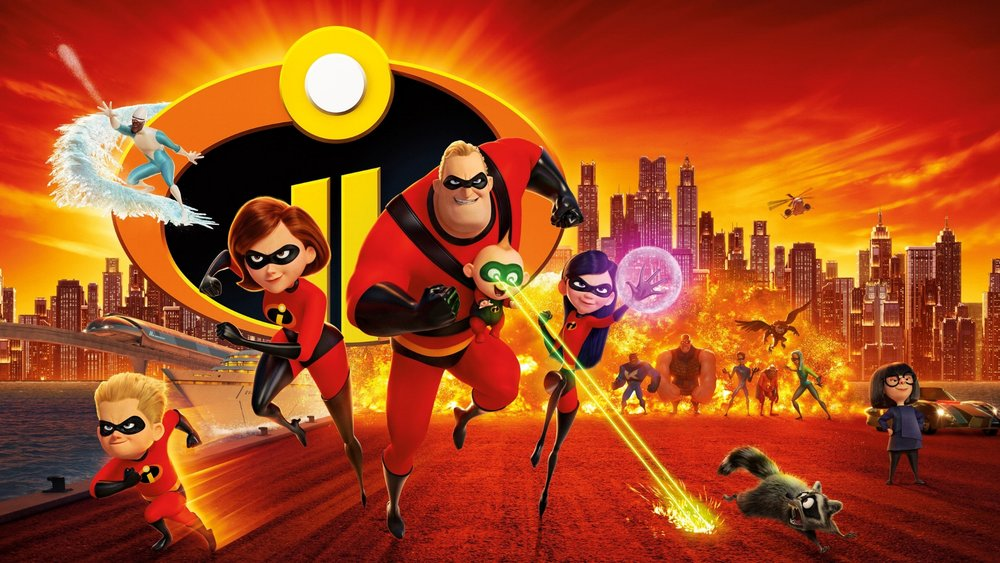 Worth the wait… - It's been fourteen years since we first saw Brad Bird's superhero family, but this sequel feels like no time has passed at all.