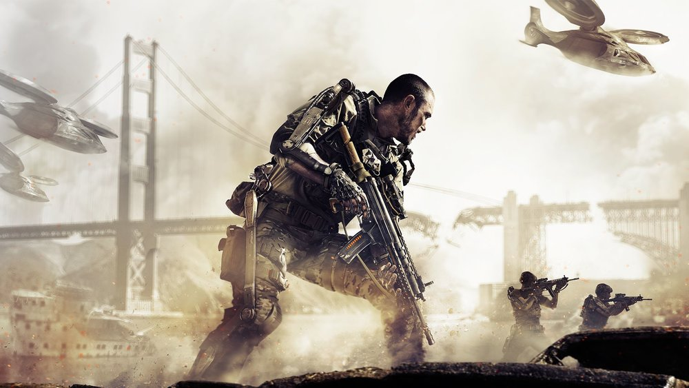 The same, but better, and familiar… - Sledgehammer Games' debut as the sole developer on a Call of Duty title excels in some areas, but owes other 'advancements' to recent competition.