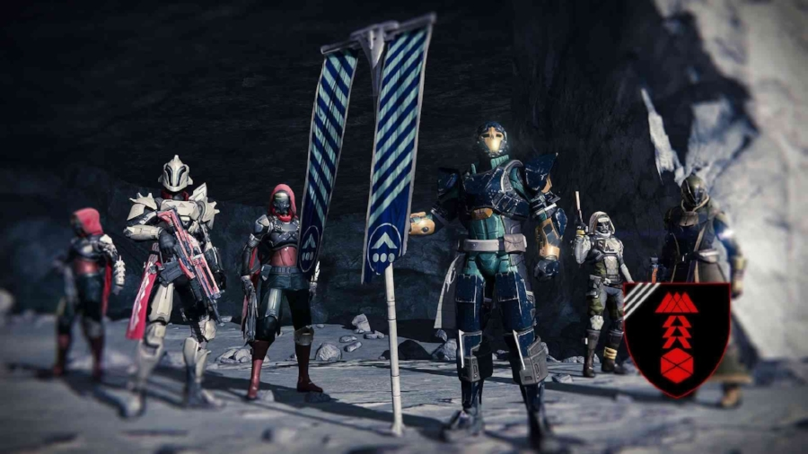 """The opening screen to a PvP """"Crucible"""" game, where most will decide if  Destiny  lives up to the Bungie legacy."""
