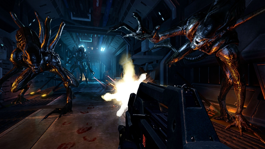 While the game accurately recreates some similarly tense encounters between marines and Xenomorph soldiers found in the film, the stiff shooting mechanics and lack of any real nuance to tackling a specific encounter makes  Aliens: Colonial Marines  far less special than it could've been.