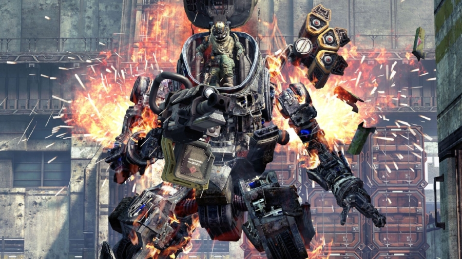 By introducing its extremely fast pace and giant mech robots into the mix of an innovative and vertical system of mechanics,  Titanfall  is the first FPS game of this generation to show us the potential of where FPS games can go from here.