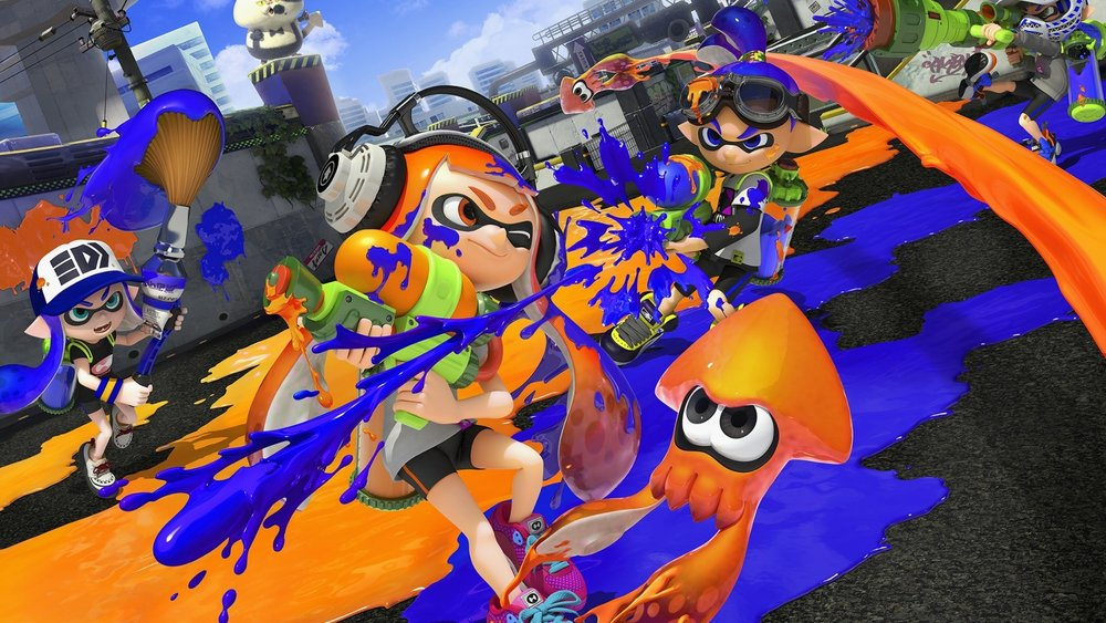 The 'freshest' shooter of the year… - Not only did Nintendo make a really good game in a new genre for them, but they made that genre family-friendly, a rare balance to strike even before having a huge amount of fun with the game.