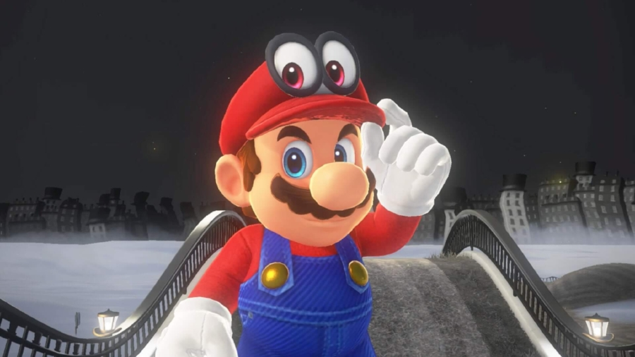 Mario's new friend from the Cap Kingdom, Cappy, provides our favorite plumber with many of the new abilities he'll need in order to make it to Bowser's attempted wedding in time to put a stop to it.