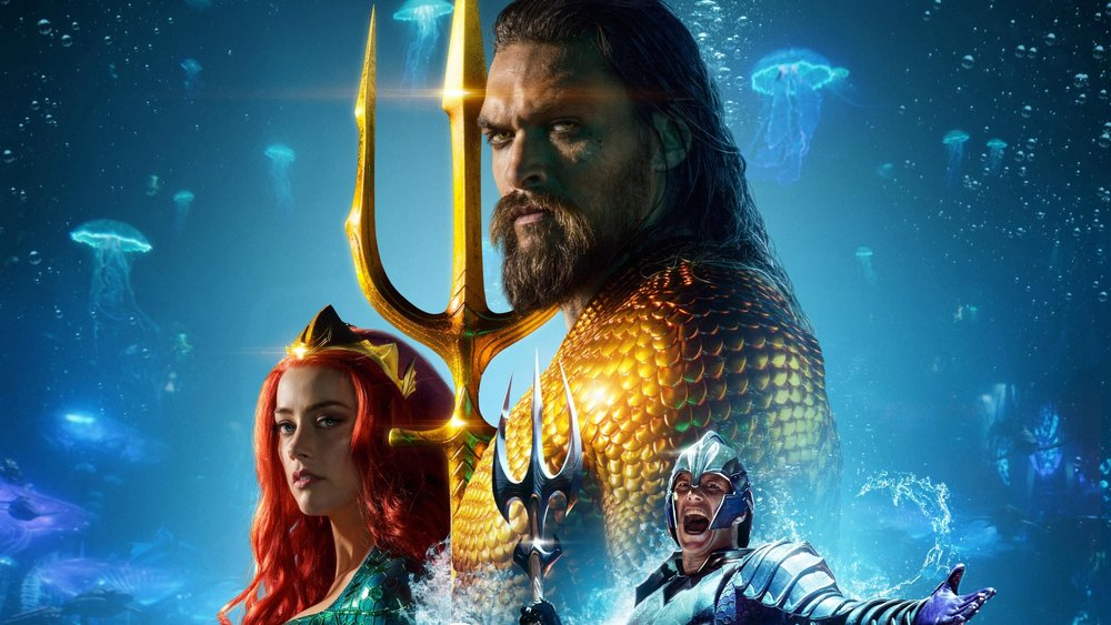 The King is risen… - A laughing stock no more, James Wan's film about the Sea King fully embraces its identity as both a DC Comics adaptation and a story of underwater royalty for a satisfying result.