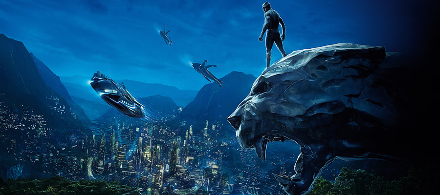 Wakanda is a fully-realized modern vision of Afro-futurism, showing an alternative to more typical advanced societies by embracing what makes Africa a unique region of the world.
