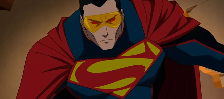 The Eradicator (voiced by Charles Halford) is generally well-represented in the beginning of the film, but ends up making for a particularly large deviation concerning the particulars of his role in the ultimate return of the real Man of Steel. It wouldn't have been necessary to observe the details as they were in the original books, but it would've been nice.