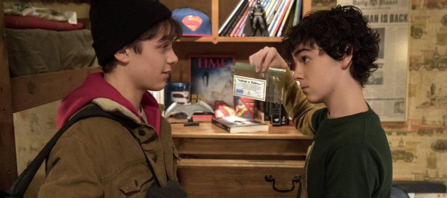 Asher Angel and Jack Dylan Grazer do a terrific job of establishing the friendship and budding brotherhood between Billy Batson and Freddy Freeman. Beyond their chemistry, they also help to anchor the larger spirit of fun before things take a magical turn.