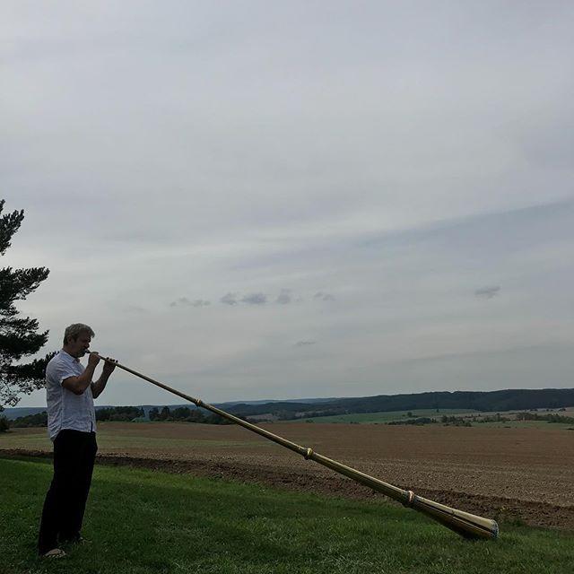 Jan Heinke #mongolianhorn #thüringen