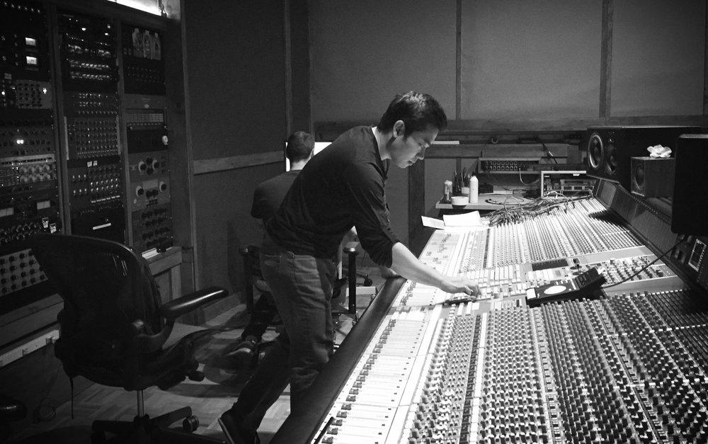 Jerry Jean at Studio G Brooklyn