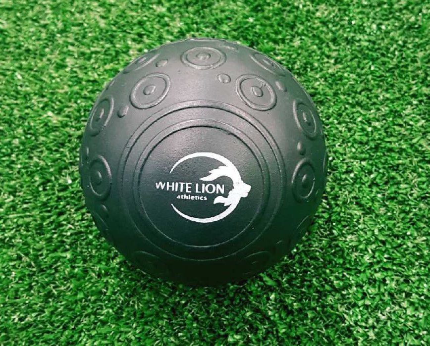 White Lion Mobility Orb - Need myofascial release that is out of this world? May we present the Mobility Orb; the perfect blend of foam roller and lacrosse ball. With the precision of a ball but the forgiveness and size of working with a foam roller, the Mobility Orb is great for some of those