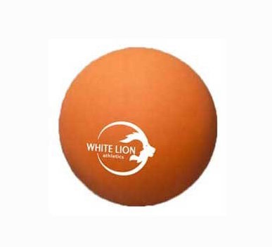 White Lion Lacrosse Ball - Injuries, stress, exercise... all things that compromise the responsiveness and pliability of your muscles and fascia. This is where myofascial release tools come in! The Lacrosse Ball has the size and firmness to help release compressed tissues all over the body (legs, back, arms, shoulders, and oh so wonderful on the feet).