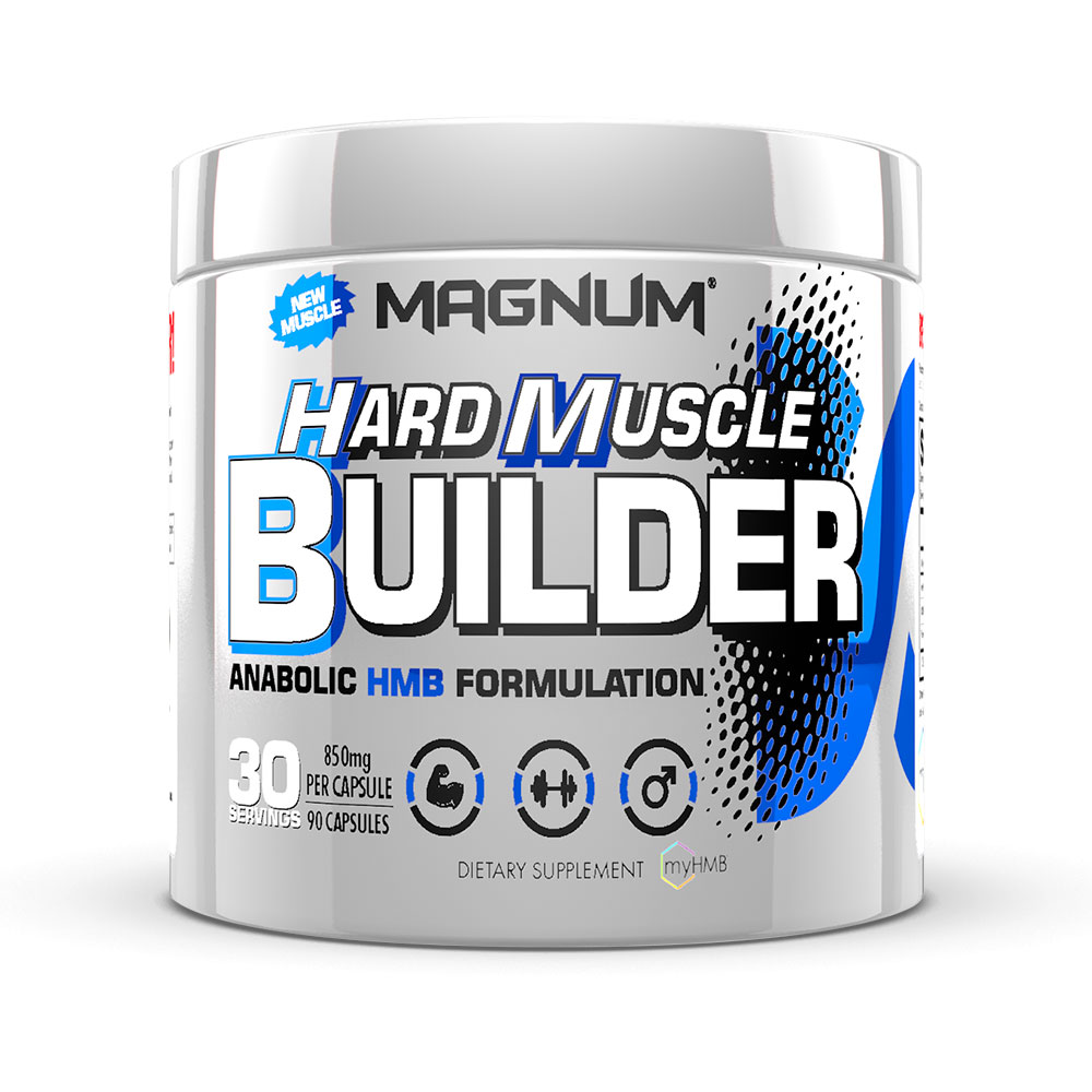 Magnum Hard Muscle Builder - • Higher testosterone, less stress, quicker recovery!• Reduce ammonia build up in your muscle cells - staving off muscle failure• Greater increase in muscle strength and sizePureKIC Ketoisocaproate Calcium is a very powerful anti-catabolic ingredient that assists in muscle growth by changing the environment in your body from catabolic (muscle wasting) to anabolic (muscle building).