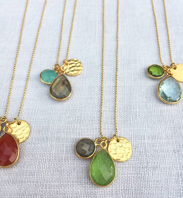 Not quite done with shopping yet? We feel you. Here's some semi precious stones to lead you astray  #stone #gemstone #newyear #countryside #semiprecious #morroco #asia #bali #india #indiastyle #inspo #gold #jewelrydesigner #handmade #ecofriendly #sustainable
