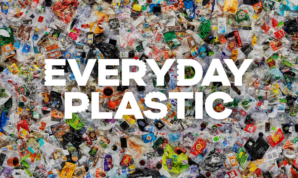 Photo: © Ollie Harrop 2018. Image courtesy of Everyday Plastic