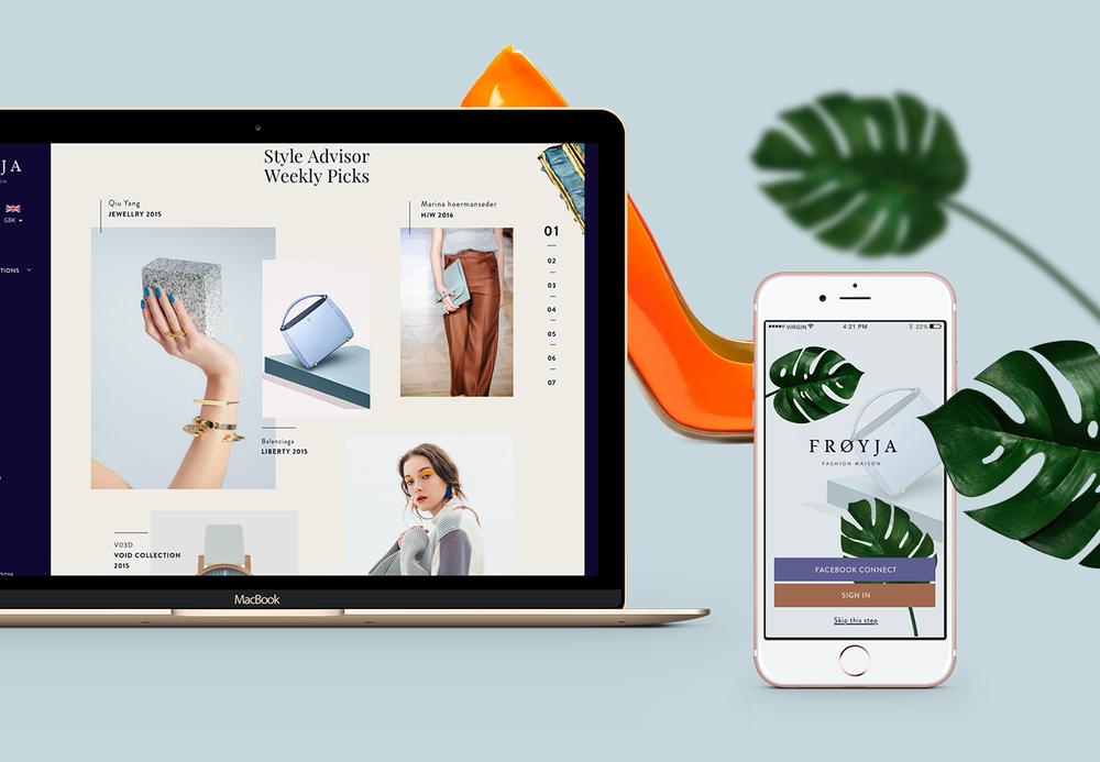 Froya Digital Identity — Rita Fox