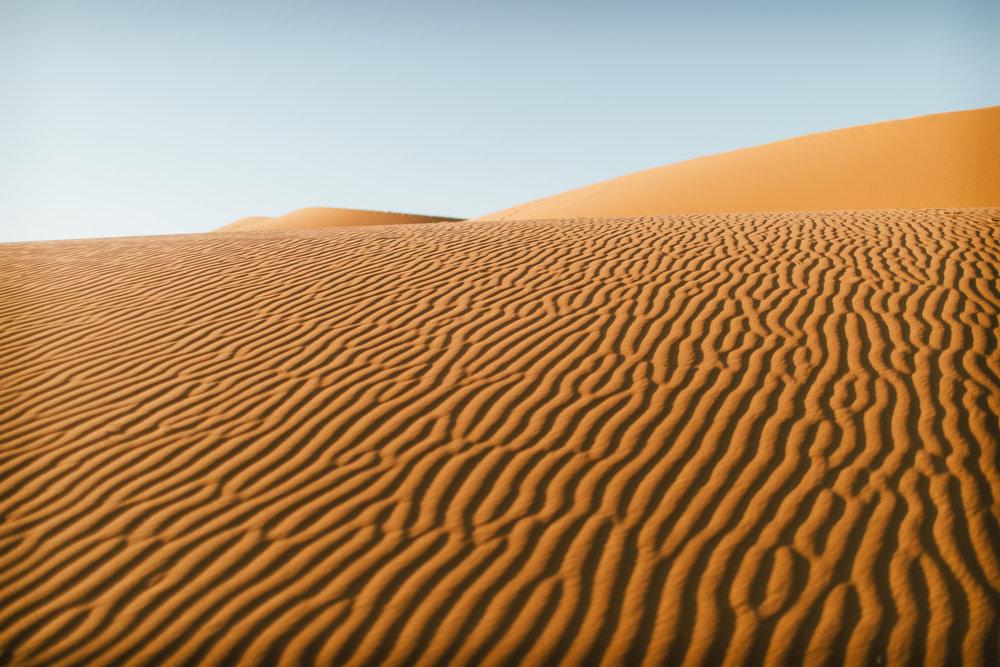 Sahara Desert -