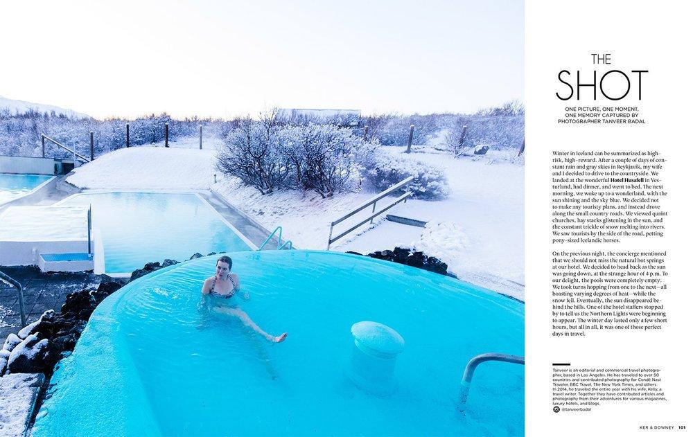 "Quest Magazine - ""The Shot"""