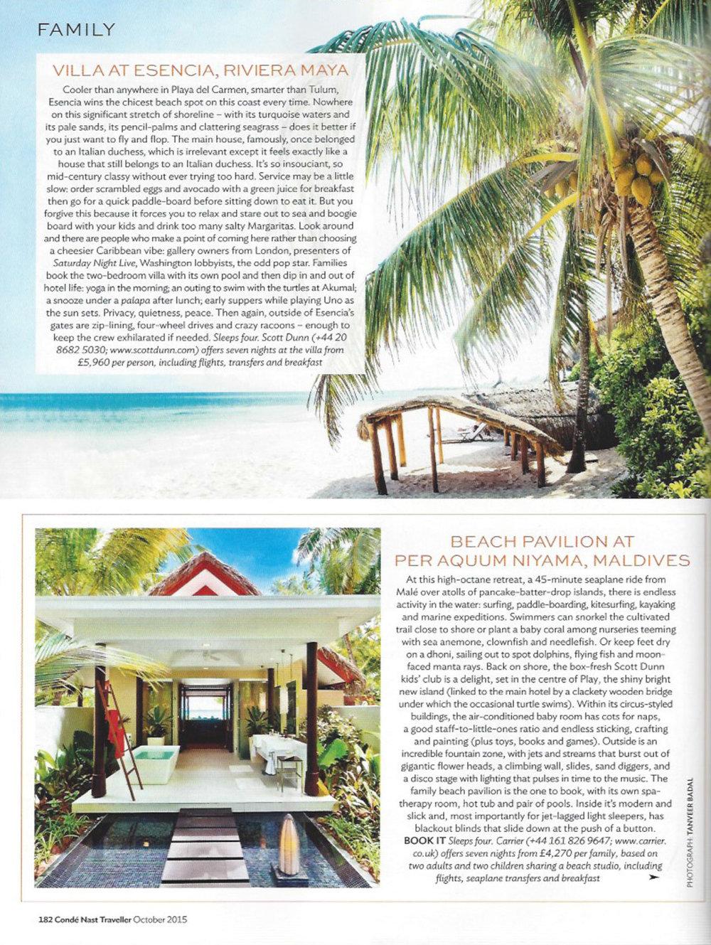 Condé Nast Traveller (UK) Magazine
