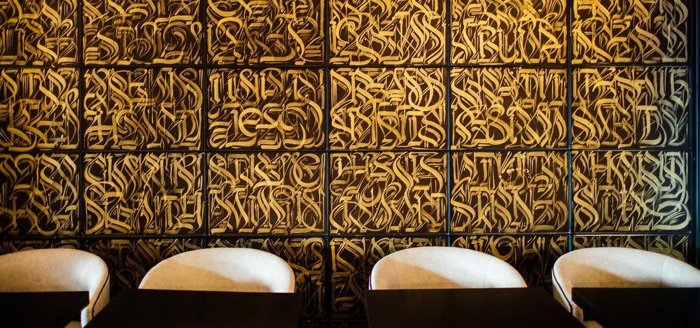 Mayfair hotel, DTLA - Luxury Hotel Photography
