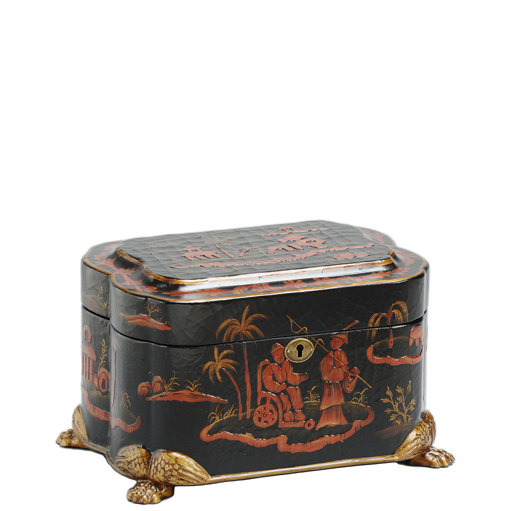 "Dynasty Memory Life Chest™ - The Dynasty Memory Life Chest showcases the legend of The Life Chest. With gently rounded corners and a claw foot base, the Dynasty tells its own story through hand-painted Asian-inspired scenes that cover its textured exterior.An elegant velvet lining completes the design of this fabled chest.Dimensions: 13"" W x 9"" D x 8""HWeight : 6 lbs."