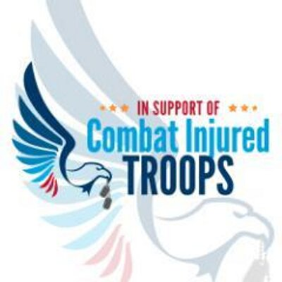 Combat Injured Troops Logo
