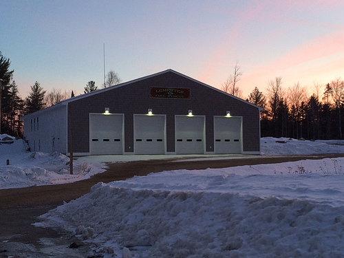Lempster Fire Station