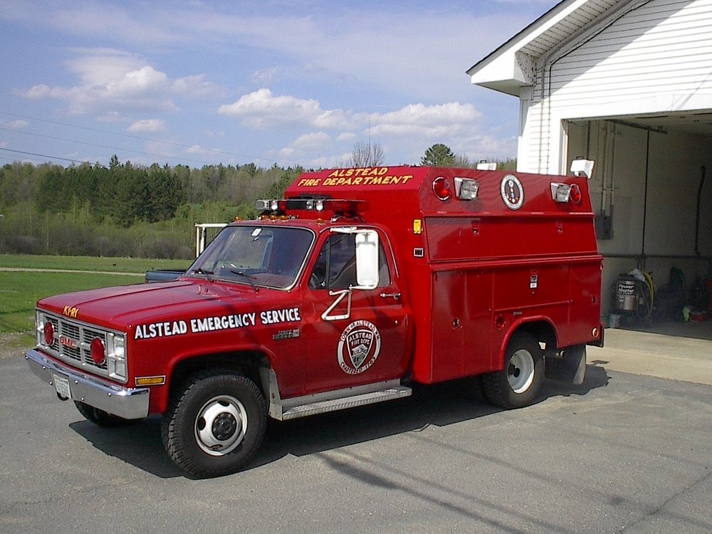 Retired Rescue 1