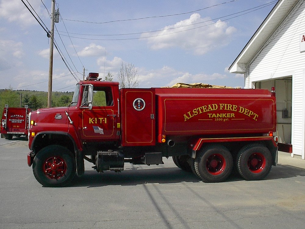 Retired Tanker 1