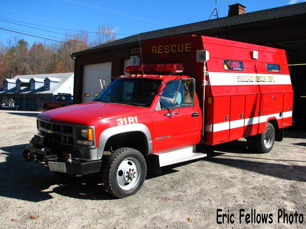 Stoddard, NH 31 Rescue 1 (1994 Chevy 3500 Valley)_314041569_o.jpg