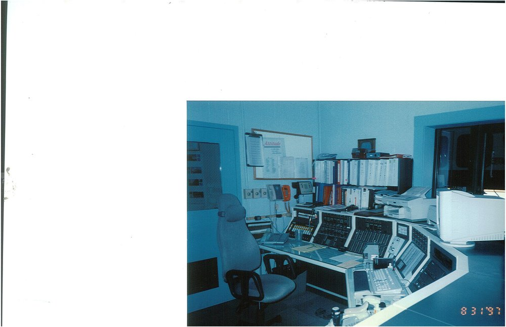 Dispatch Center 1997
