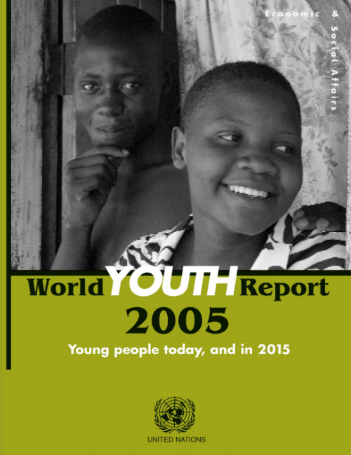 Herrera, L. (2006).  What's new about youth?  In  Development and Change , (37) 6, 1425-1434.