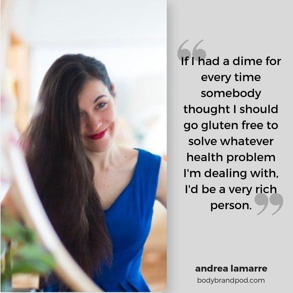 Andrea Lamarre
