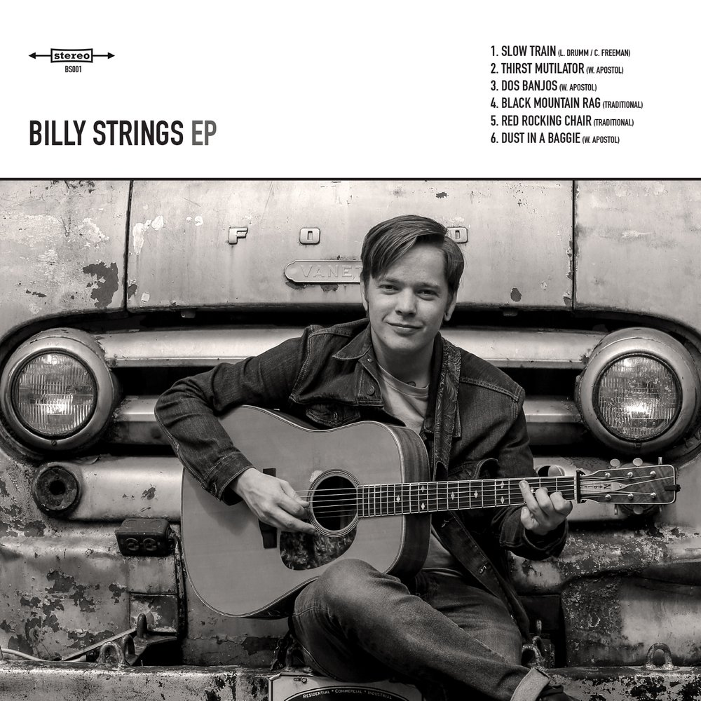 Billy Strings, EP, 2016