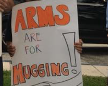 2/19/18, Delray Beach Rally to End Gun Violence in America