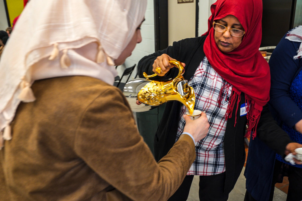 NEAAO helps ease integration of Arab immigrants into the American society by bridging the gap between the cultures.