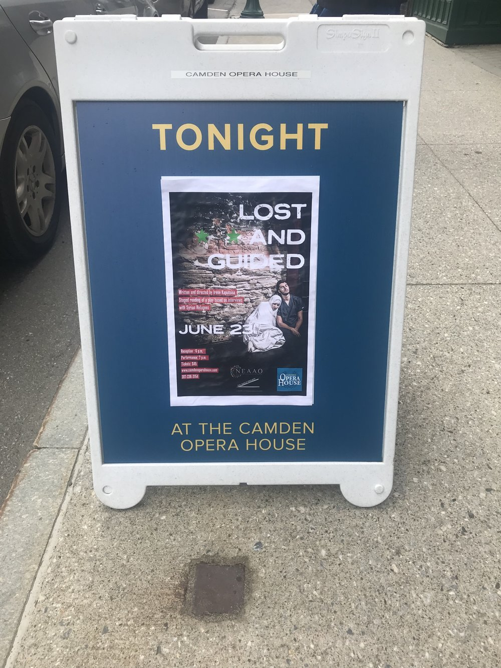 Lost and Guided 2018