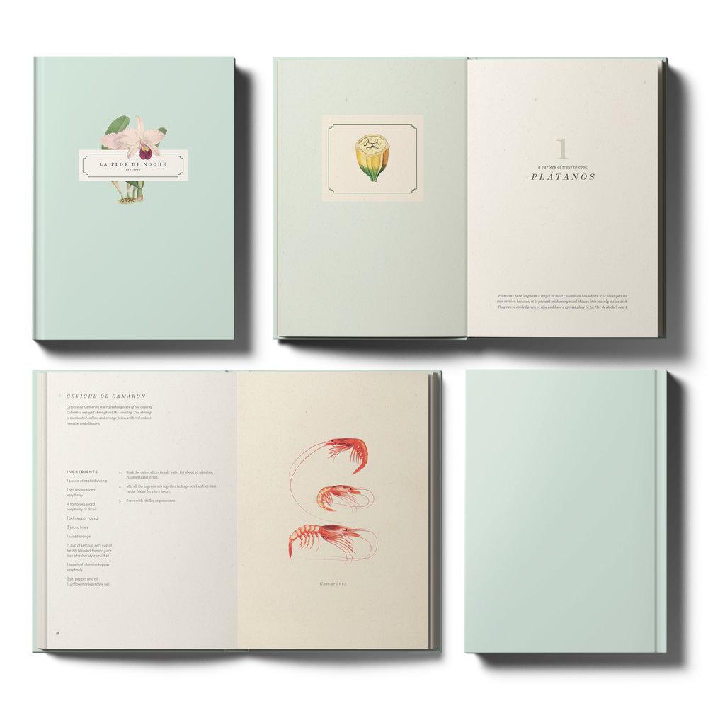La Flor de Noche Cookbook