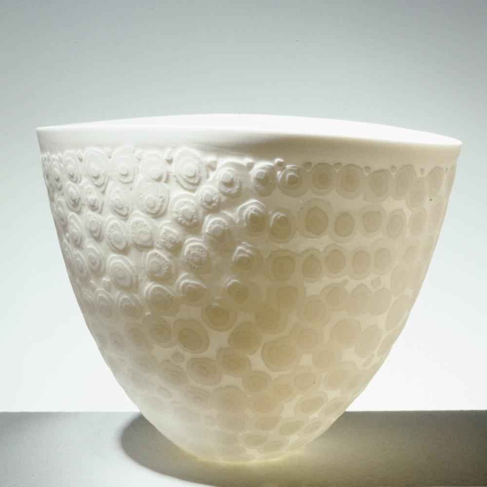 Spots, Round rim - medium 16 cm h