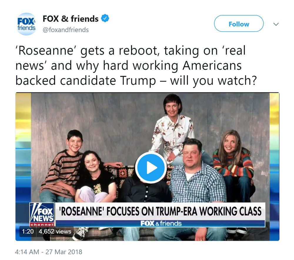 Fox and Friends talks about the reboot