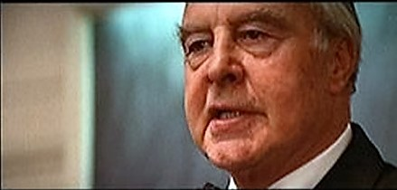 Debbie thinks John Goodman looks like John Houseman in  Paper Chase.  I see it!!