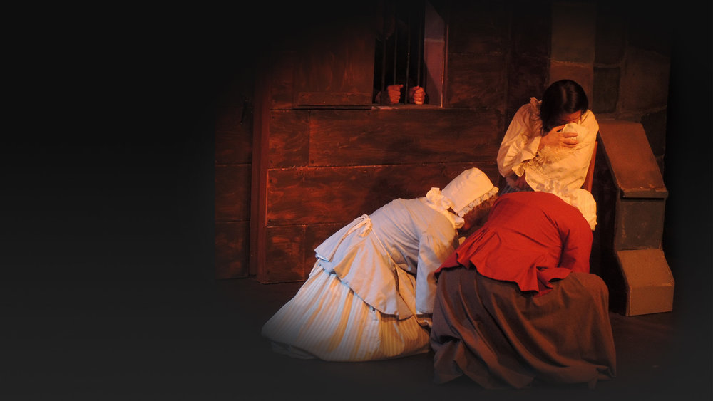 Patience Boston - A true colonial crime drama about a Native American servant convicted of murder in 1730s York, Maine, and the Puritan minister who seeks her salvation.view more →
