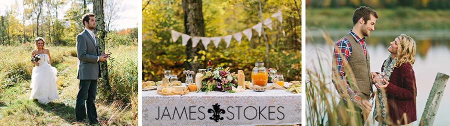 Rustic Wisconsin Wedding Inspiration Video