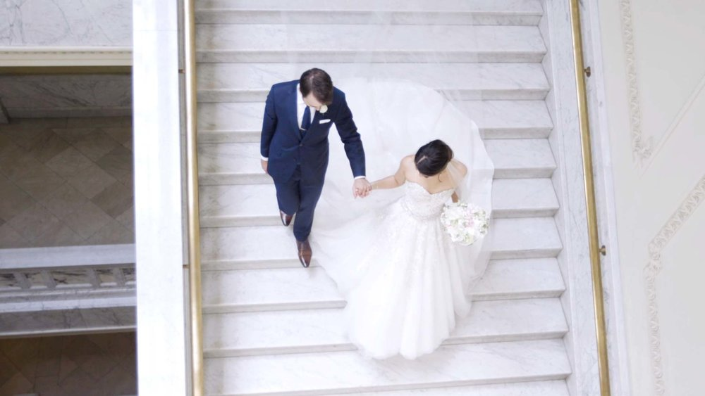 Vaughter Films is a Wisconsin wedding videography company specializing in cinematic wedding videos and beautiful wedding films.
